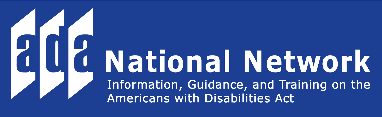 ADA National Network Information Guidance and Training on the Americans with Disabilities Act